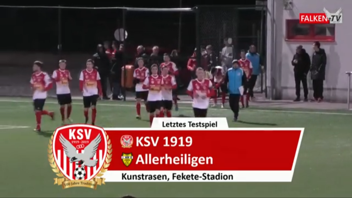Highlights: KSV 1919 vs. Allerheiligen