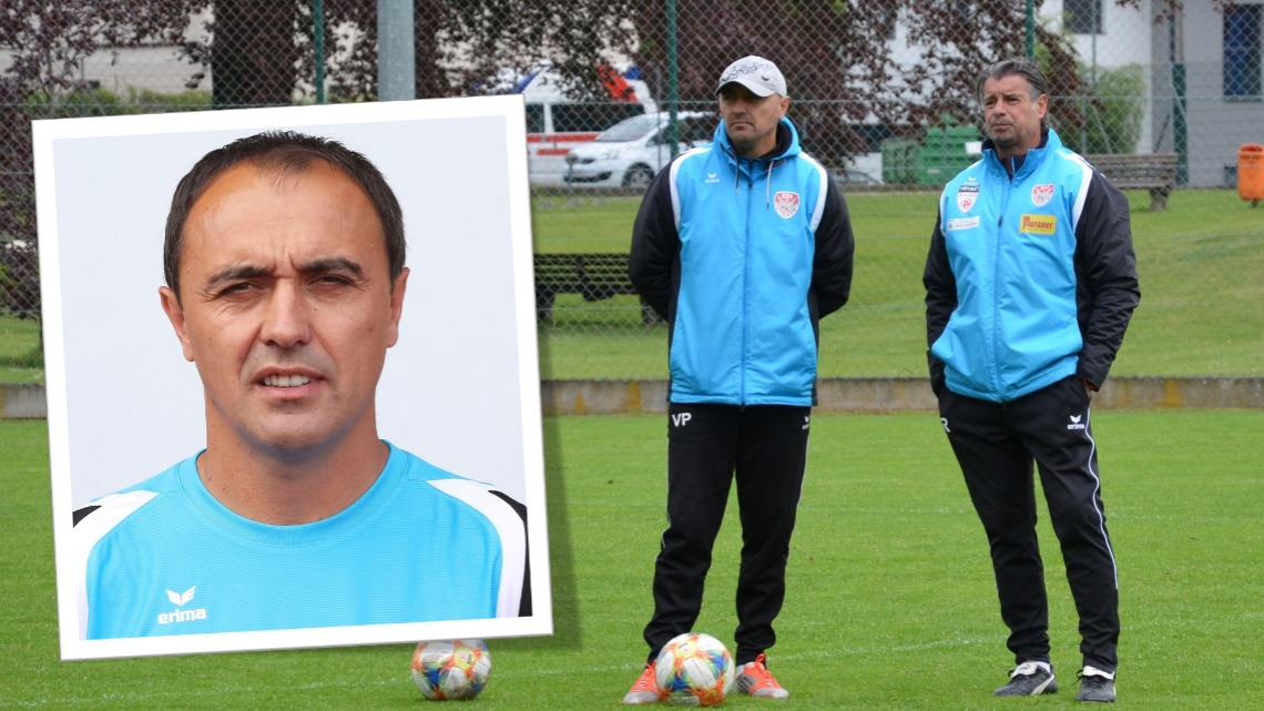 Neuer Co- & Amas-Trainer
